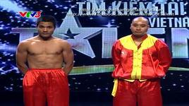 vo duong thanh phong (vietnam's got talent - ban ket 3) - v.a