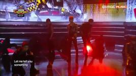 one shot (130327 show champion) - b.a.p