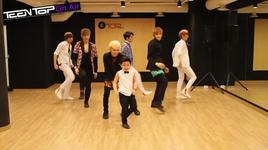 miss right (dance practice) - teen top, hwang min woo
