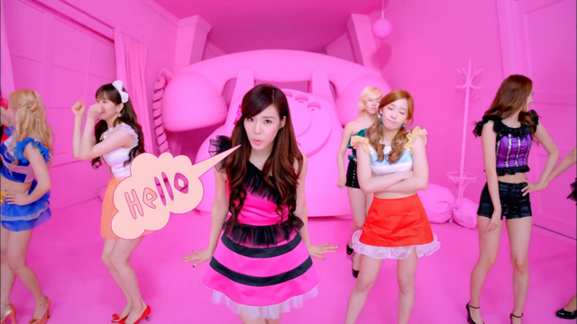 Beep Beep (Short Version) - SNSD