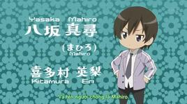 haiyore! nyaruko-san w (ep 1) - v.a