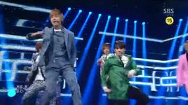 miss right (130414 inkigayo) - teen top