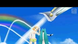 promise (project diva extend) - hatsune miku, kagamine rin
