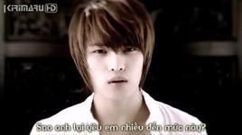 why did i fall in love with you (acapella version, vietsub) - dbsk
