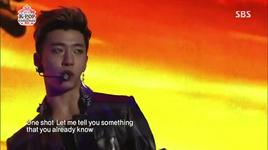 one shot (130501 k-pop collection) - b.a.p