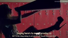 here's to never growing up (vietsub, kara) - avril lavigne