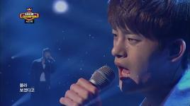 with laughter or with tears (130508 show champion) - seo in guk