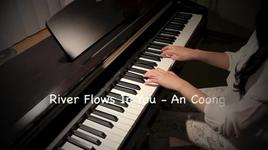 river flows in you (piano cover) - an coong