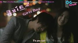 cupid (city hunter ost, vietsub)  - girl's day