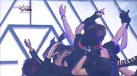 wolf (130607 music bank) - exo