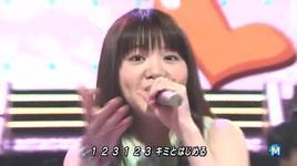 1 2 3 - koi ga hajimaru (130607 music station) - ikimono gakari