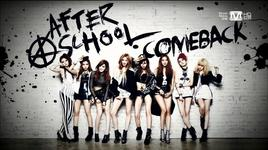 intro, first love (130613 m!countdown) - after school