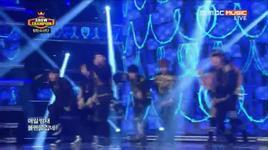 we are bulletproof (part 2), no more dream (130619 music show! champion) - bts (bangtan boys)