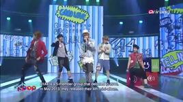 what's going on (130625 simply k-pop) - b1a4