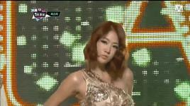 give it to me (130627 m!countdown) - sistar