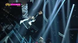 trap (130629 music core) - henry (super junior-m), kyu hyun (super junior)