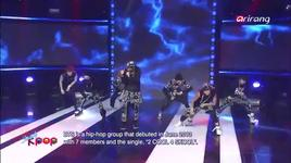 no more dream (130716 simply k-pop) - bts (bangtan boys)