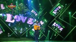 love love love (130717 music show! champion) - roy kim