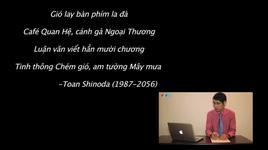 vlog 5: giao duc hoc xuong ga - toan shinoda