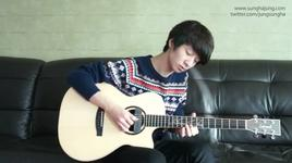 when the children cry - white lion (guitar cover) - sungha jung