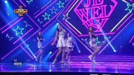 hot & cold (130724 music show! champion) - jewelry
