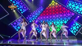 be ambitious (130724 music show! champion) - dal shabet