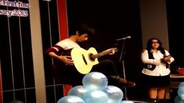 look om - whatcharawalee) (guitar cover) (live) - sungha jung