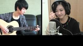 don't cry - park bom (cover) - sungha jung, megan lee