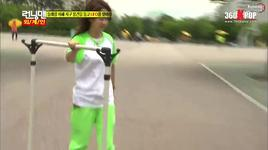 running man :  alien idol invasion (tap 156) (vietsub) - v.a