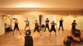 unbreakable (practice room) - kim hyun joong