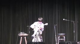 super mario theme - sungha jung (live) - sungha jung