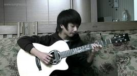 waltzing matilda - tommy emmanuel (guitar cover) - sungha jung