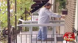 just for laughs gags - treadmill doormat prank - vol 7 - v.a