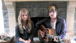 love story (taylor swift  cover) - savannah outen, josh golden