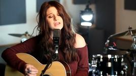 young girls (bruno mars acoustic cover) - savannah outen