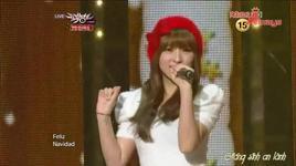 carol medley & white (kbs music bank end-year 2012) (vietsub) - suzy (miss a), krystal f(x), sulli choi, jy