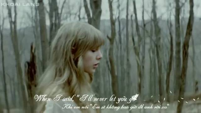 Bài hát Safe And Sound (Vietsub, Kara) - Taylor Swift, The Civil Wars