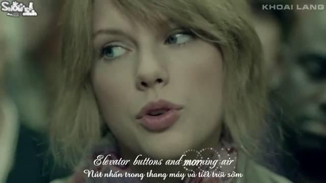 Video Ours (Vietsub, Kara) - Taylor Swift