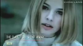 the day you went away (vietsub, kara) - m2m