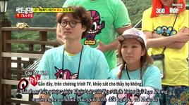 running man: couple race (tap 159) (vietsub) - v.a