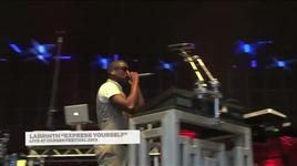 express yourself (live at oxegen festival 2013) - labrinth