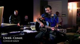 climax (usher cover) (ustream live) - leroy sanchez