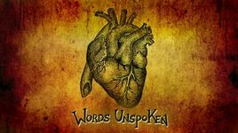 words unspoken - leroy sanchez