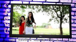 chang cuoi (bts) - cao vu