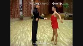 cha cha (silver) - open hip twist with spiral - dancesport