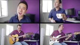 blurred lines  (robin thicke acoustic cover) - jason chen