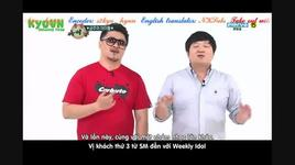 weekly idol (tap 3) (vietsub) - v.a, super junior