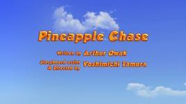 oscar oasis - pineapple chase - v.a