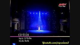 cay vi cam - thu ha (the voice kid) - v.a
