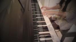 buc tranh tu nuoc mat ( piano cover) - an coong